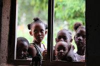 Kinder in Afrika
