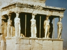 Erechtheion Tempel in Athen