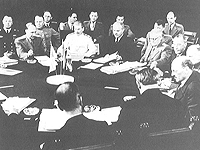 Potsdam Conference in 1945