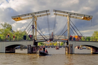 Brücke Niederlande